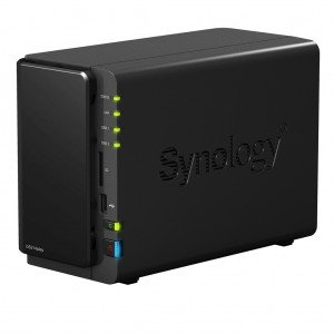 synology-ds214 nas